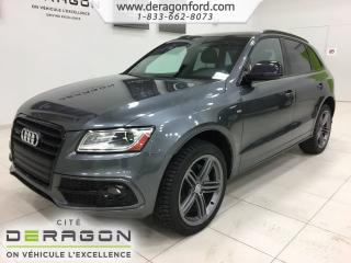 Used 2016 Audi Q5 Progressiv S-Line for sale in Cowansville, QC
