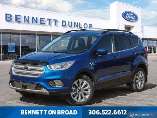 Used 2019 Ford Escape SEL 4WD for sale in Regina, SK