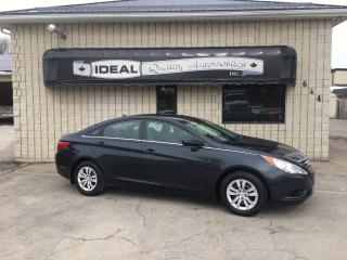 Used 2011 Hyundai Sonata GL for sale in Mount Brydges, ON