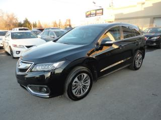 Used 2017 Acura RDX ELITE AWD Cuir Toit GPS Demm a vendre for sale in Laval, QC