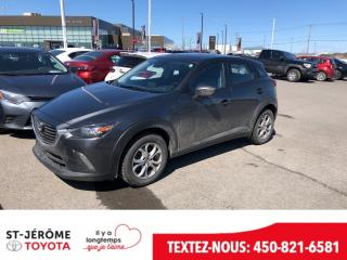 Used 2018 Mazda CX-3 AWD for sale in Mirabel, QC