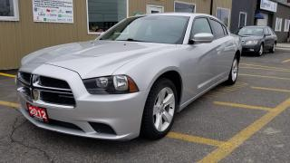 Used 2012 Dodge Charger SE-RWD-PWR SEAT-PUSH BUTTON START/STOP for sale in Tilbury, ON