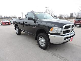 Used 2015 RAM 2500 ST. Diesel. 4X4. 6 speed standard for sale in Gorrie, ON