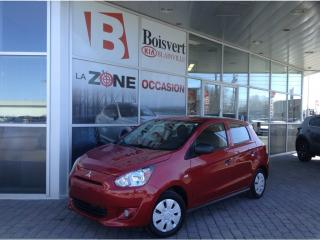 Used 2015 Mitsubishi Mirage for sale in Blainville, QC