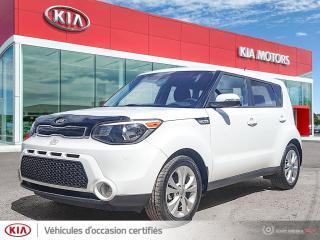 Used 2016 Kia Soul EX 1 seul conducteurq for sale in Val-David, QC