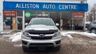 Used 2017 Chevrolet Colorado 4WD WT for sale in Alliston, ON