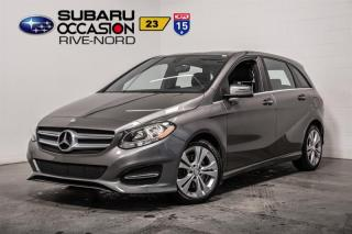 Used 2016 Mercedes-Benz B-Class B 250 Sports Tourer for sale in Boisbriand, QC