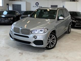 Used 2015 BMW X5 50I V8 M PKG|FULLY LOADED|ACCIDENT FREE|NAV|BACKUP for sale in Oakville, ON