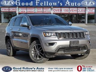 Used 2017 Jeep Grand Cherokee LIMITED, 6CYL 3.6 L, SUN ROOF, 4*4, LEATHER SEATS for sale in Toronto, ON