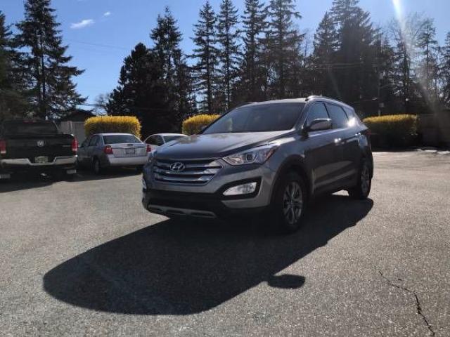 2016 Hyundai Santa Fe Premium