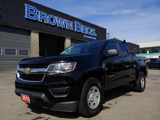 2015 Chevrolet Colorado 2WD Base