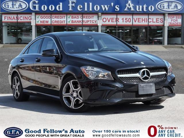 2015 Mercedes-Benz CLA250 4MATIC, NAVIGATION, POWER SEATS, PANORAMIC ROOF