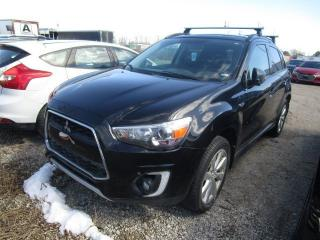Used 2015 Mitsubishi RVR GT for sale in Toronto, ON
