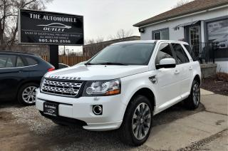 Used 2013 Land Rover LR2 AWD HSE NAVI PANO ROOF BACK-UP CAM NO ACCIDENT for sale in Mississauga, ON