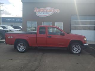 Used 2005 GMC Canyon SLE Z71 EXT. CAB 4WD for sale in Stettler, AB