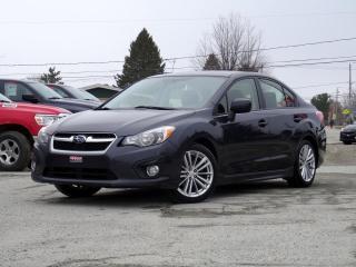 Used 2013 Subaru Impreza 2.0i + SPORT PACK + TOIT + BLUETOOTH + M for sale in Magog, QC