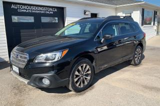 Used 2016 Subaru Outback 2.5i w/Limited Pkg for sale in Kingston, ON