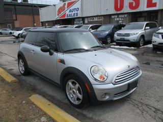 Used 2008 MINI Cooper ~LEATHER~PANORAMIC SUNROOF~HEATED SEATS~AUTOMATIC for sale in Toronto, ON