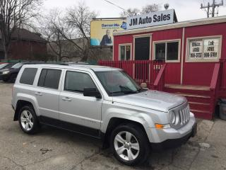Used 2011 Jeep Patriot 4X4 NORTH EDITION for sale in Toronto, ON