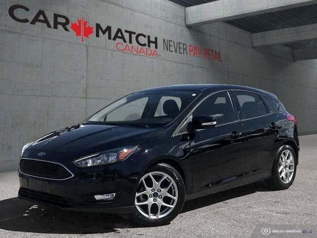 2016 Ford Focus SE / *AUTO* / ALLOY'S