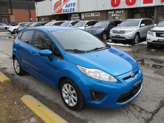 Used 2012 Ford Fiesta SE~AUTOMATIC~POWER OPTIONS~ALLOY RIMS for sale in Toronto, ON