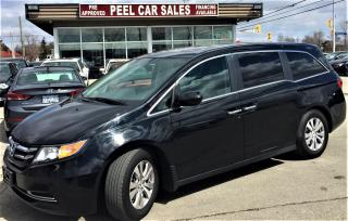 Used 2015 Honda Odyssey EX-L|LEATHER|DVD|PWRDOORS for sale in Mississauga, ON