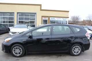 Used 2015 Toyota Prius v Touring for sale in Brampton, ON