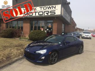 Used 2016 Scion FR-S 6 speed/Sport/BackCam/Bluetooth for sale in North York, ON