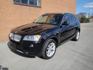 Used 2012 BMW X3 28i for sale in Oakville, ON