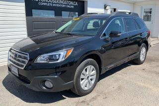 Used 2017 Subaru Outback 2.5i Touring for sale in Kingston, ON