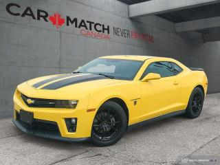 Used 2012 Chevrolet Camaro *AUTO* / SKIRT / SPOILER for sale in Cambridge, ON