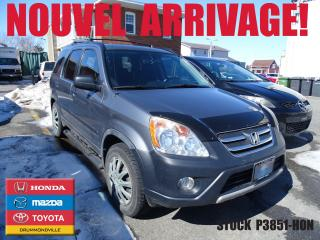 Used 2006 Honda CR-V A/C for sale in Drummondville, QC