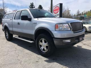 Used 2004 Ford F-150 FX4 4X4 for sale in Surrey, BC