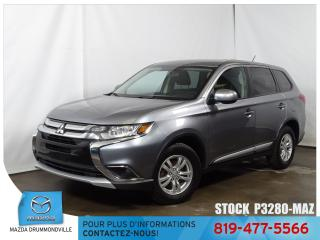 Used 2016 Mitsubishi Outlander |ES|4X4|MAG|SIEGCHAUF|REGVIT|BLUETOOTH|A/C| for sale in Drummondville, QC
