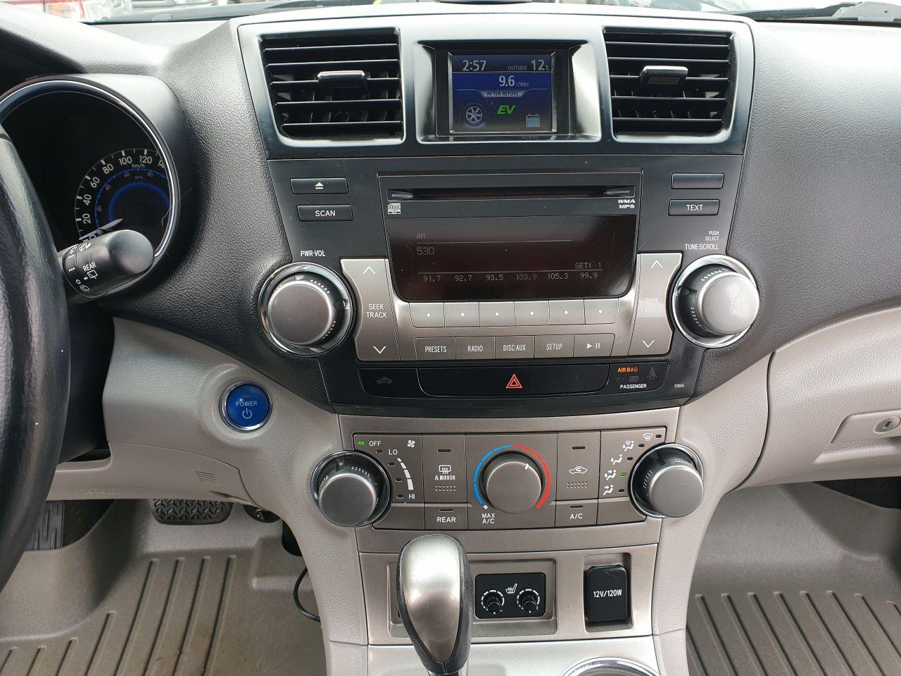 2011 Toyota Highlander Hybrid | Car Town Motors