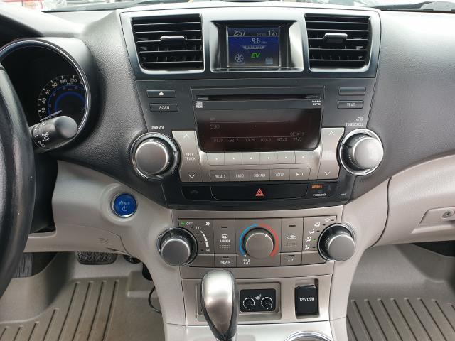 2011 Toyota Highlander Hybrid HYBRID Photo20