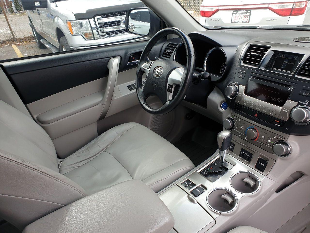2011 Toyota Highlander Hybrid
