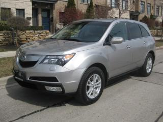 Used 2012 Acura MDX 7PASS, , SUNROOF, LEATHER, NO ACCIDENTS, CERTIFIED for sale in Toronto, ON
