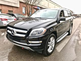 Used 2013 Mercedes-Benz GL-Class GL 450 4MATIC, NAV, DVD for sale in North York, ON