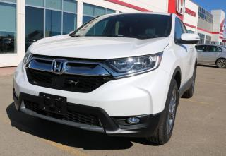 New 2019 Honda CR-V EX for sale in Fort St John, BC