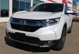 Used 2019 Honda CR-V EX-L for sale in Fort St John, BC