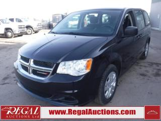 Used 2016 Dodge Grand Caravan CVP Wagon 7PASS 3.6L for sale in Calgary, AB