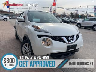 Used 2015 Nissan Juke SL | AWD | NAV | LEATEHR | ROOF | CAM for sale in London, ON