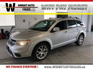 Used 2012 Dodge Journey R/T|AWD|SUNROOF|LEATHER|7 PASSENGER|102,467 KM for sale in Cambridge, ON