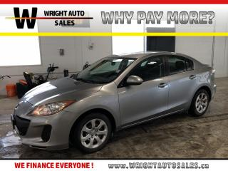 Used 2013 Mazda MAZDA3 GX|KEYLESS ENTRY|AIR CONDITIONING|150,035 KMS for sale in Cambridge, ON