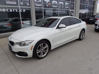 Used 2016 BMW 428i i xDrive.Gran Coupe SULEV.NAVI. for sale in Etobicoke, ON