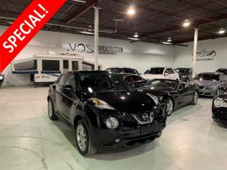 Used 2016 Nissan Juke SL Navigation - No Payments For 6 Months** for sale in Concord, ON