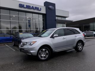 Used 2009 Acura MDX Technology Package  for sale in Port Coquitlam, BC