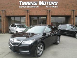 Used 2016 Acura MDX SH-AWD | LEATHER | SUNROOF | DRIVER ASSIST | FCW | CAM for sale in Mississauga, ON