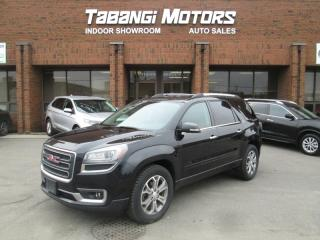Used 2015 GMC Acadia SLT2 | AWD | NO ACCIDENTS | NAVIGATION | LEATHER | for sale in Mississauga, ON